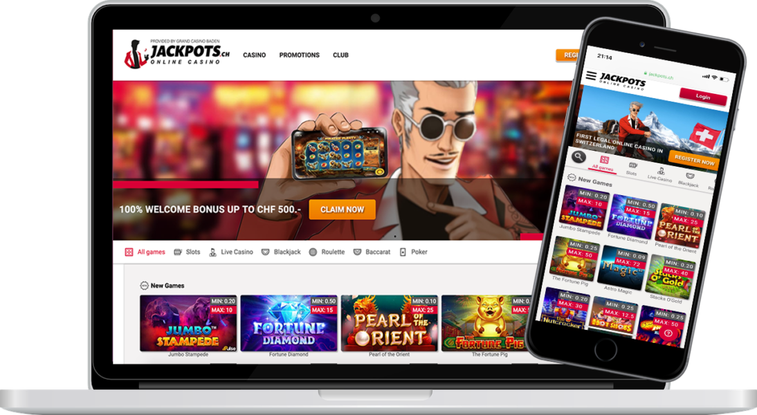 Casino Online Switzerland