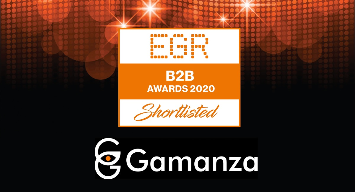 Gamanza EGR Global B2B awards